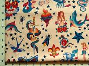 Tattoo Fabric