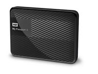 WD 3TB My Passport X Portable External Hard Drive - USB 3.0 work with Xbox PS4