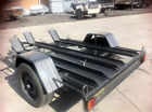 Enclosed Bike Trailers