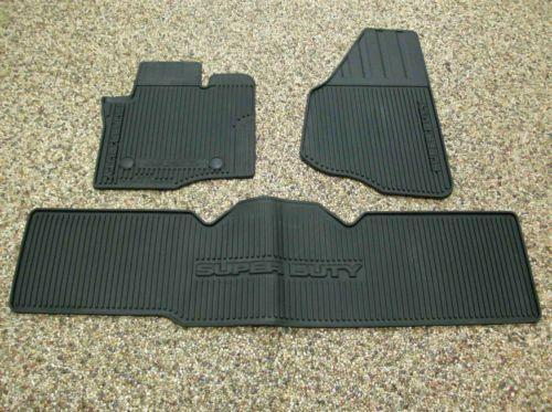 Ford Super Duty Floor Mats Ebay