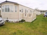 4 night static caravan Holiday at Suffolk Sands Felixstowe arrival 1st August 2016 cost £320