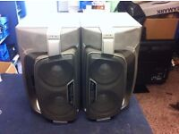 SONY SS-RXD9 SPEAKERS