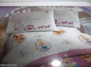 Disney Belle Bedding
