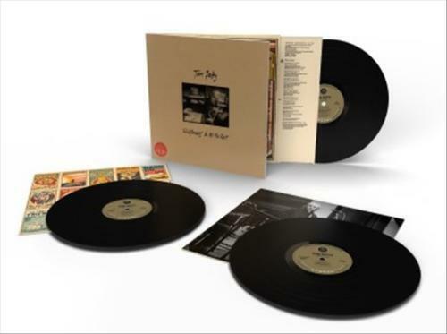 TOM PETTY - WILDFLOWERS & ALL THE REST (3 LP) NEW VINYL