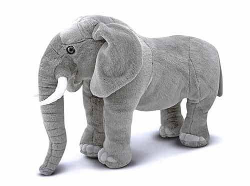 Toys For Elephant : Giant stuffed elephant ebay