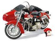Harley Davidson with Sidecar