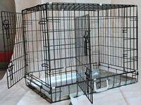 """Cage  Neuve pour chien 36"""" avec 2 portes avec séparateur Laval / North Shore Greater Montréal Preview"""