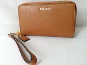coach bag usa outlet fpf9  brown coach wallet