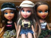 Bratz Shoes Lot