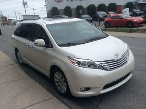 2016 Toyota Sienna Limited CUIR NAV ET +++ LAZY BOY SEATS AN +++