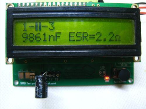hp blower motor capacitor tester