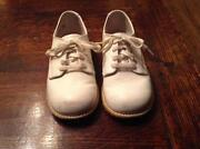 Toddler Saddle Shoes