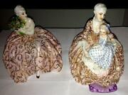 Italian Porcelain Figurine