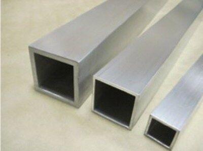 Aluminum Square Tubing 4 X 4 X 18 X 90 6063