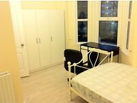 Great En-suite double room in SURREY QUAYS ready to RENT. All Bills included!!!!!