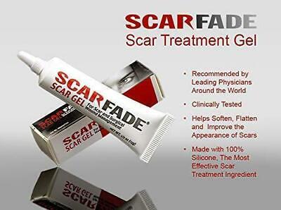 15g Tube Scarfade Silicone Gel for Scar Repair Scar Treatment Beauty