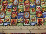 Fruit Fabric