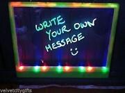 Light Up Sign