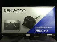 kenwood cmos-210 universal rear view camera
