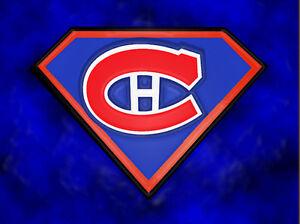 Habs Bruins tonight / ce soir West Island Greater Montréal image 1