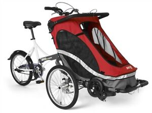 Child Carrier Bicycle - Child Bike Stroller - Bike Child Seat