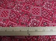 Bandana Fabric