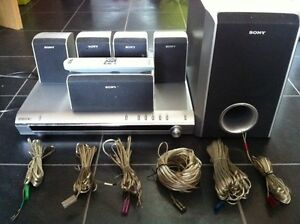 System de son - Home Theater Sound system SONY SS-TS31 West Island Greater Montréal image 1