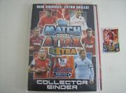 Match Attax Extra Binder