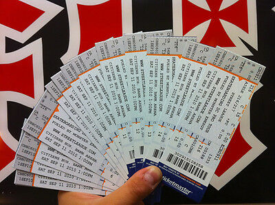 How to Sell Concert Tickets and Sports Tickets – Make Your Own Concert Ticket