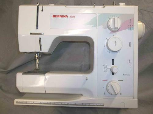Bernina Sewing Machine EBay Delectable Bernina Used Sewing Machines For Sale
