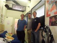 prog rock band urgemtly seek drummer based in Milton Keynes, St Albans or N London