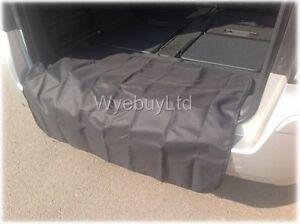 Bagagliaio-auto-paraurti-rubinetto-protezione-per-Seat-Cordoba-previene-segni