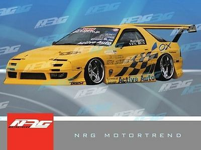 For RX7 86-92 Mazda NB front bumper Fiberglass body kit NB-172F Free Shipping