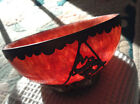 Red Jade Antique Chinese Bowls