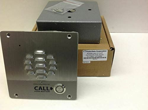 CyberData 11186 - V3 VOIP Outdoor INTERCOM