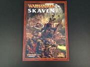 Warhammer Skaven Book