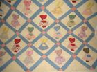 Sunbonnet Sue Handcrafted Quilts