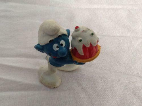 Smurf Cake Ebay