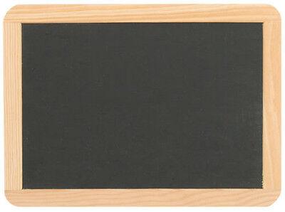 Schiefertafel echter SCHIEFER! Schreibtafel  22x29 cm Schultafel Kreidetafel