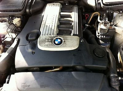 BMW X5 2002  M57 306D1 3.0 DIESEL ENGINE MOTOR SUPPLY & FITTED