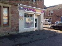 Established Tanning Salon In Camelon, Falkirk For Sale - Great opportunity