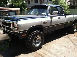 Looking for a old 1st/2nd gen cummins