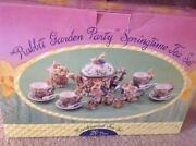 Easter Tea Set