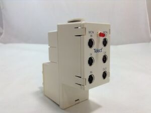 Telect-010-9401-0401-1-term-DSX3-Module-Used