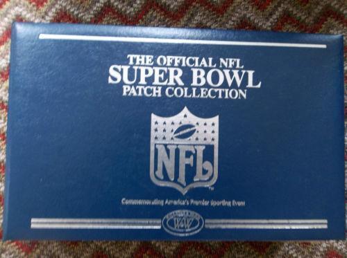 Nfl Super Bowl Patches Ebay