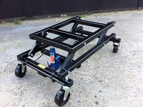 Hydraulic Pool Table Trolley   Half Price!!! Pool Trolley Mover Jack Lifter  !