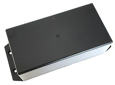 Project Box Abs Plastic With Mounting Tabs And Cover 6.14 X 2.64 X 1.57 1