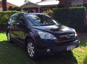 2009 Honda CR-V Wagon, one owner since new East Fremantle Fremantle Area Preview