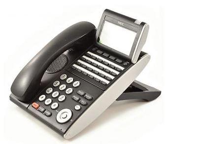 Nec Dtl-24d-1 Bk - Dt330 - Open 24 Button Display Digital Phone Black 680004