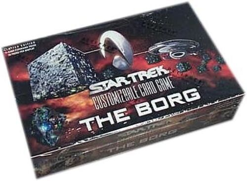 Star Trek CCG The Borg Booster Box